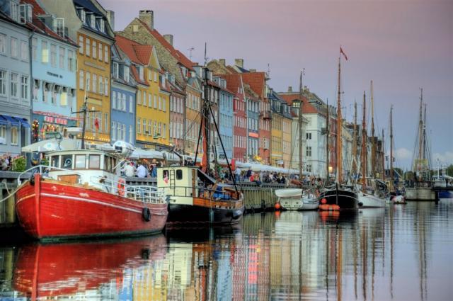 Německá hanzovní města a Dánsko