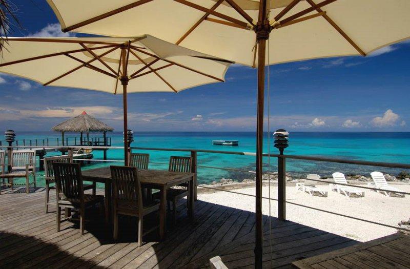 Maitai Rangiroa Lagoon Resort