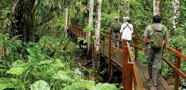 Inkaterra Reserva Amazonica Lodge