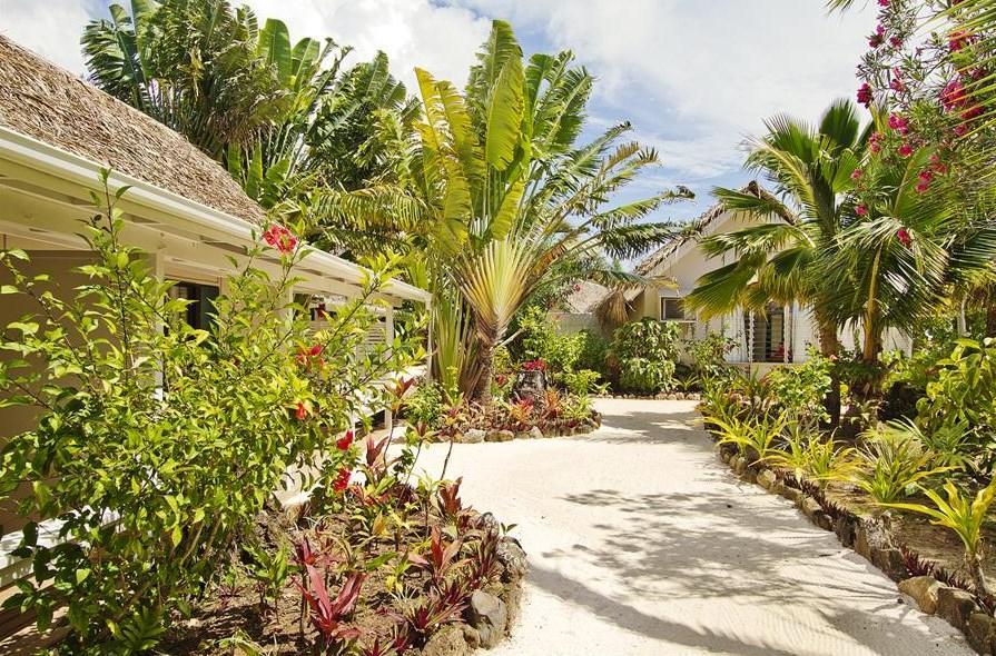 Singapur - Nový Zéland - Cookovy ostrovy