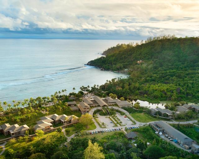Seychelly - báječné prázdniny v ráji /Kempinski Resort Seychelles - Baie Lazare/