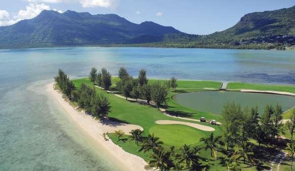 Beachcomber Le Paradis + Golf Club