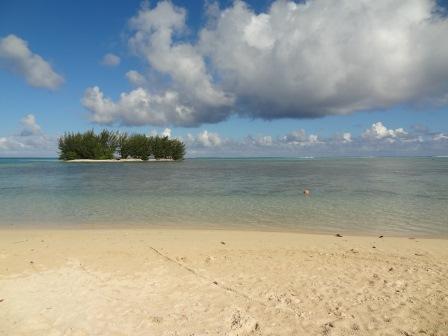 Cookovy ostrovy a Francouzská Polynésie (Rarotonga, Tahiti, Moorea)