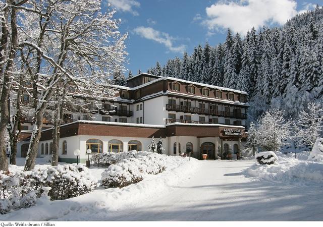 Alpenhotel Weitlandbrunn