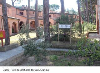 Residence I Tusci R. T. A. - Scarlino