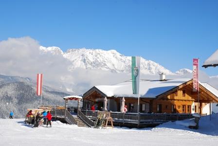Jagdhaus a Almwelt Austria