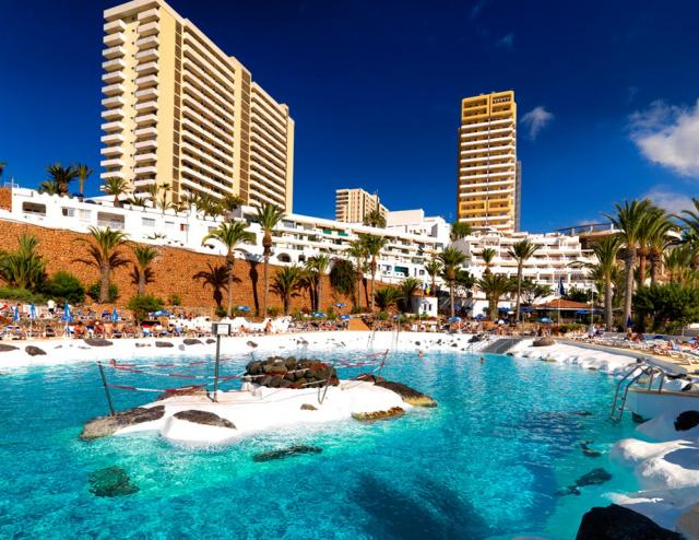 Fiesta Oasis Paraiso resort
