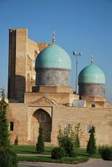 Uzbekistán - skvosty Hedvábné stezky