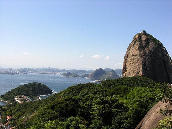 Zájezd do Rio de Janeira