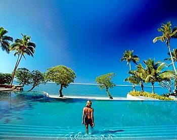 Fidži – bílé pláže ostrova Mana