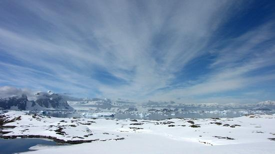 Falklandy - Jižní Georgie - poloostrov Antarktidy