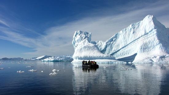 Překročení polárního kruhu, 15 dní - země půlnočního Slunce