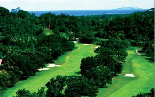Golf na Fidži