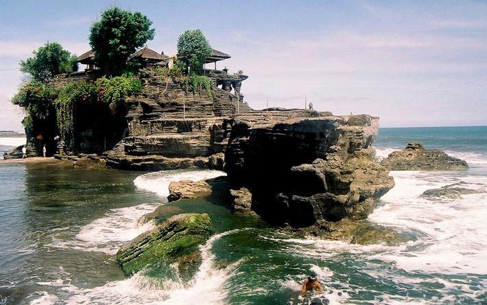Bali - relax na ostrově bohů