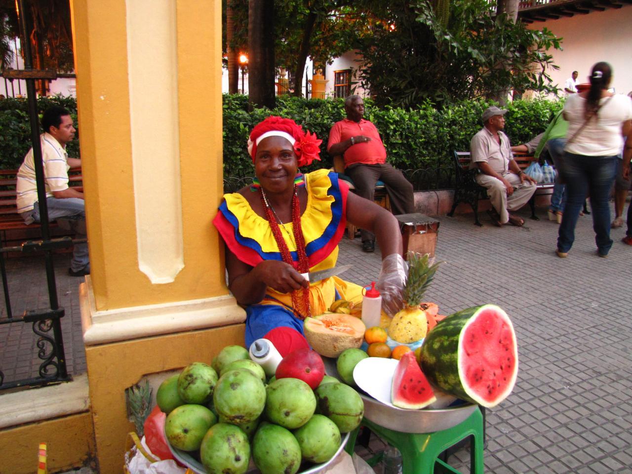 Kolumbijské dobrodružství