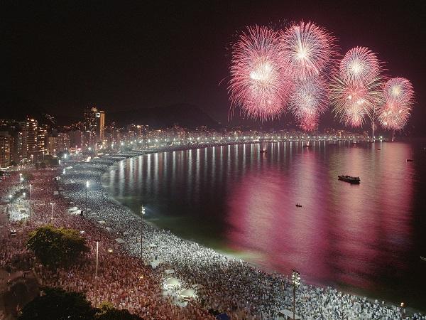 Silvestrovský pobyt v Riu