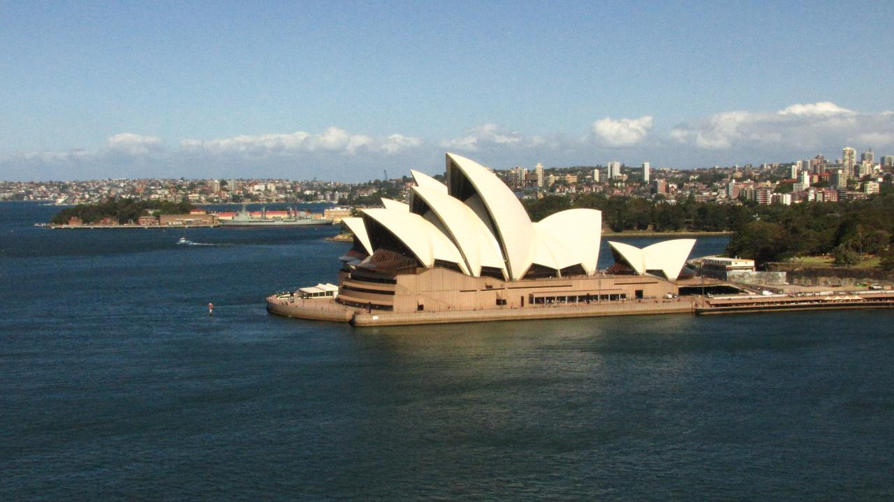 Silvestr v Sydney
