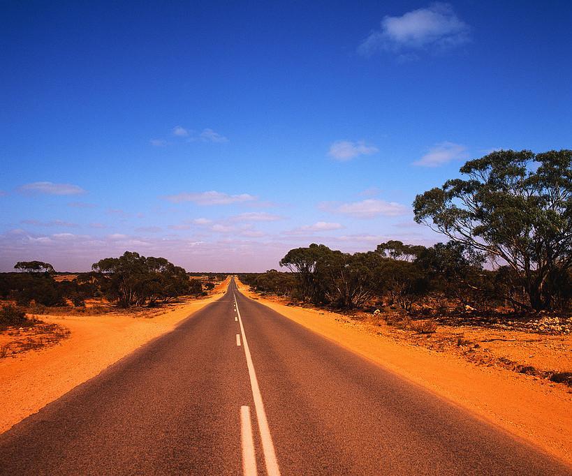 Krásy Austrálie