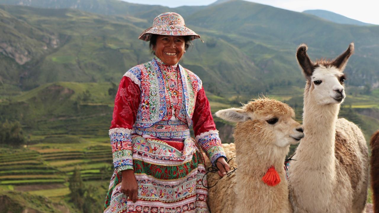 Dobrodružství v Peru