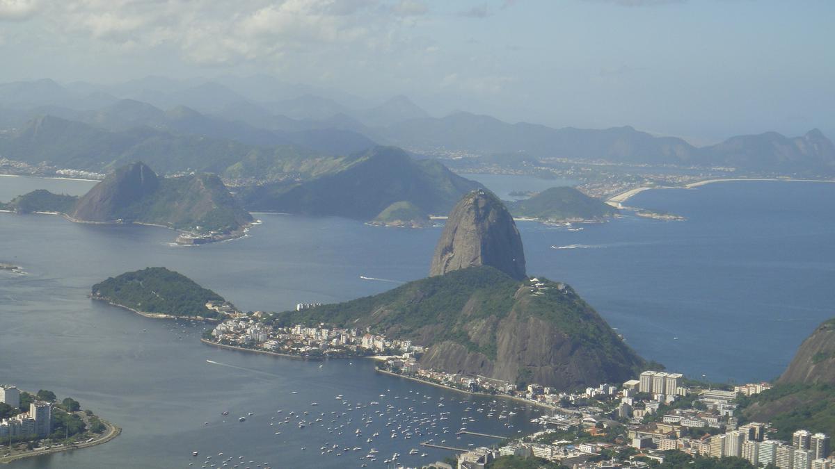 Dobrodružství v Brazílii