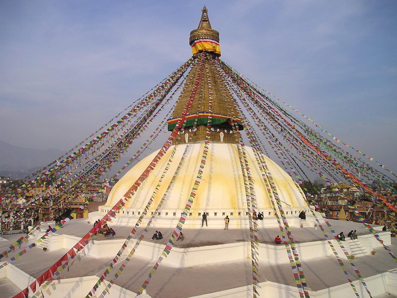 Nepál a Everest trek