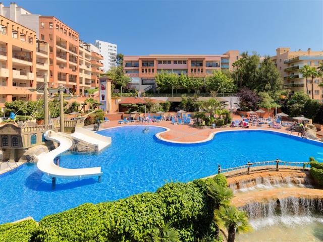 Aparthotel Mediterranean Village