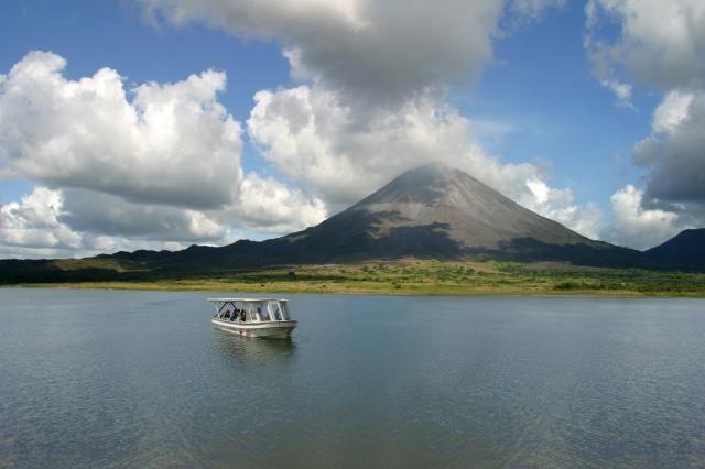 Kostarika: severní okruh