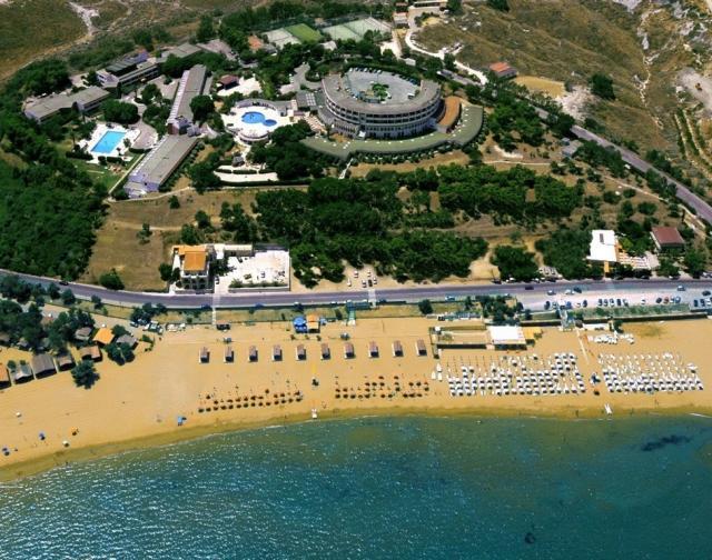 Itálie, Kalábrie, Hotel Costa Tiziana Resort pro seniory 55+