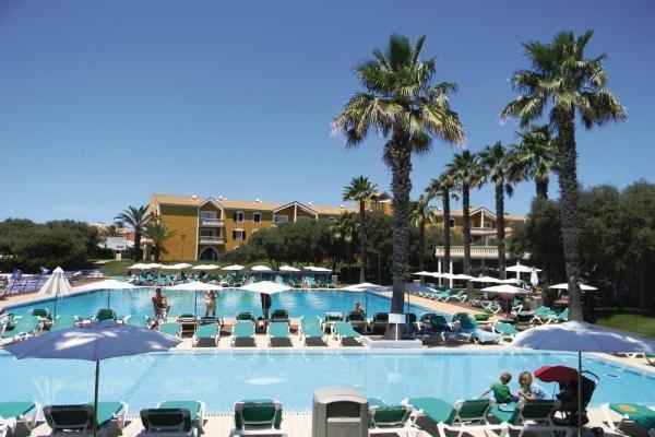 Menorca pro seniory 55 - Hotel Blanc Palace