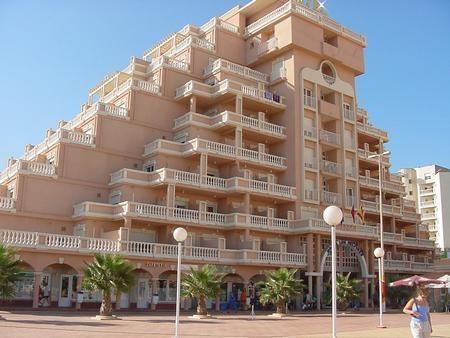 Las Gaviotas/Los Delfines - Mar Menor pro seniory 55+