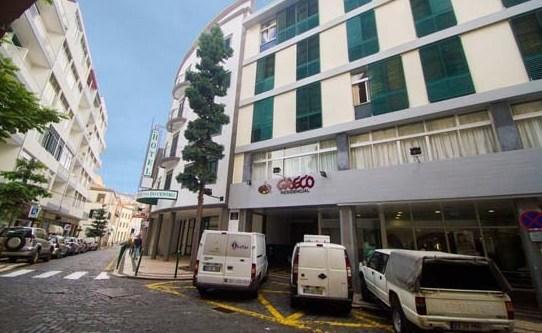 Residence Greco** - Madeira pro seniory 55+