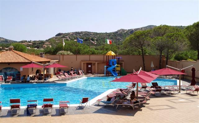 Obrázek Hotel Villaggio Cala Bitta - Sardinie pro seniory 55+