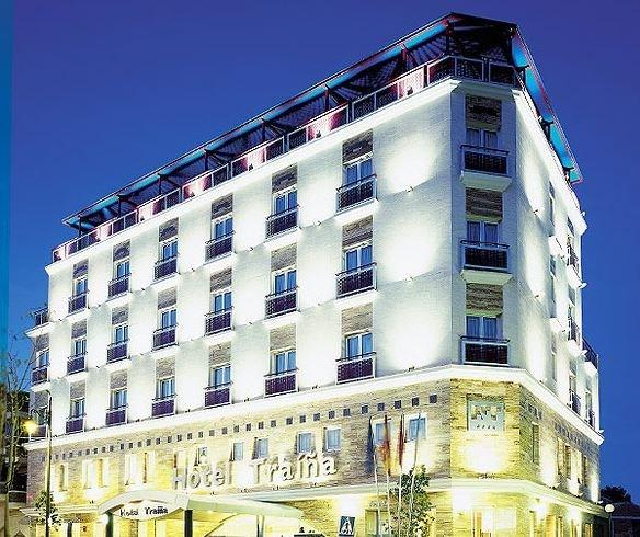 Hotel Traiña - Mar Menor pro seniory 55+