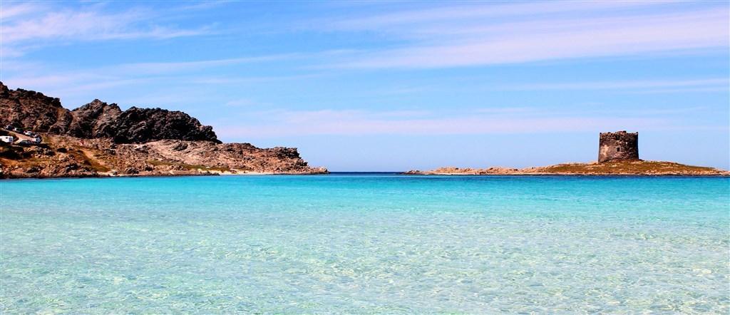 Poznávací zájezd Sardinie 55+