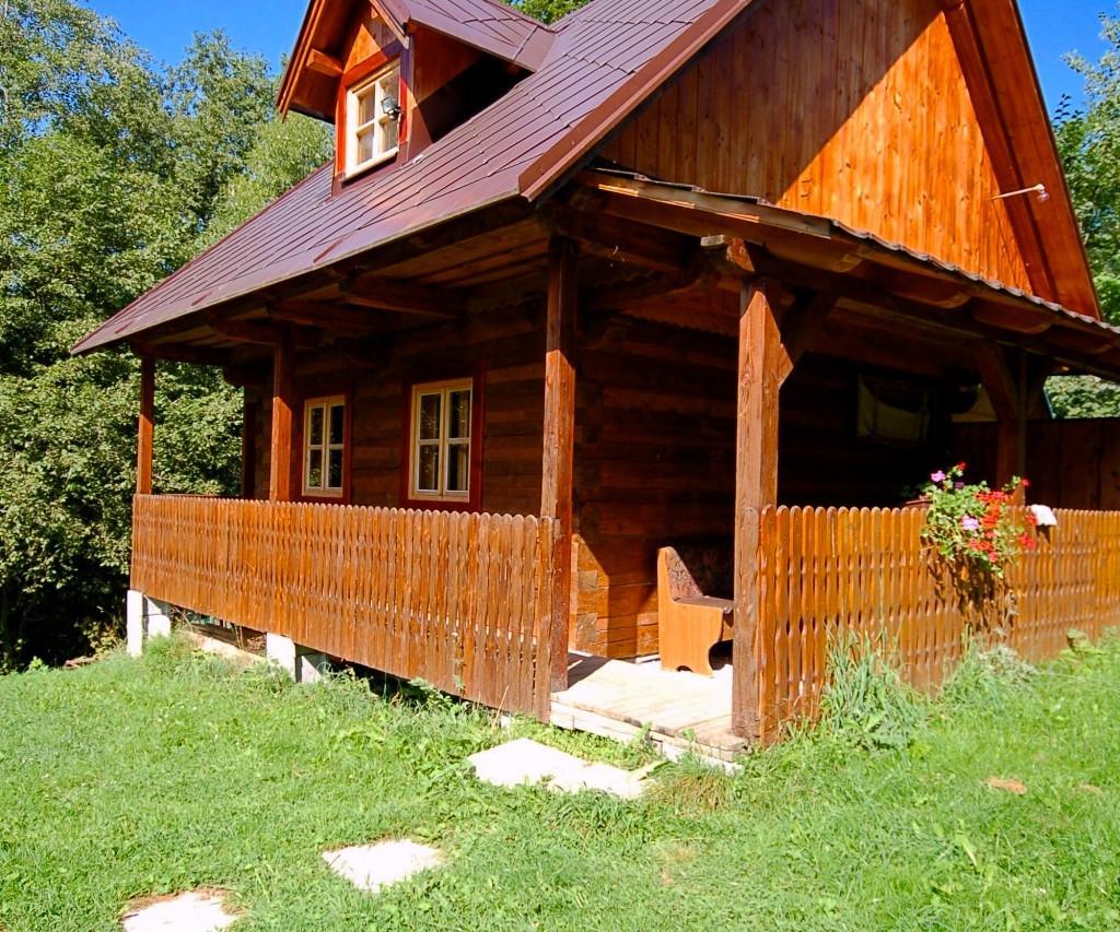 Chata Těrchová