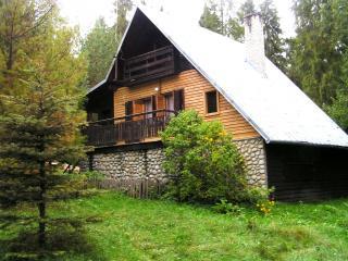 Chata Lubovnianské kúpele