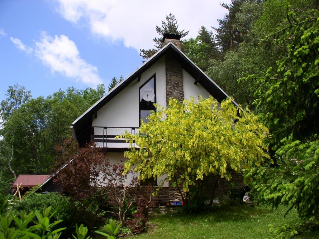 Chata Javorná