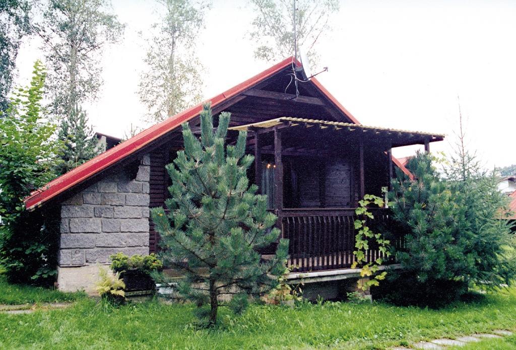 Chata Sloup v Čechách