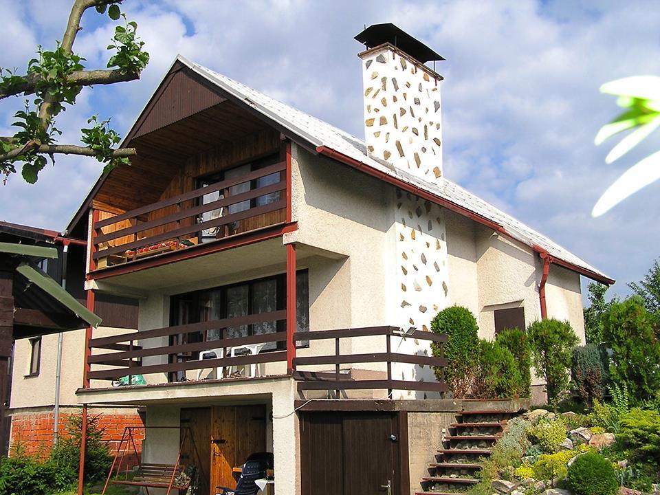 Chata Nová Ves u Albrechtic
