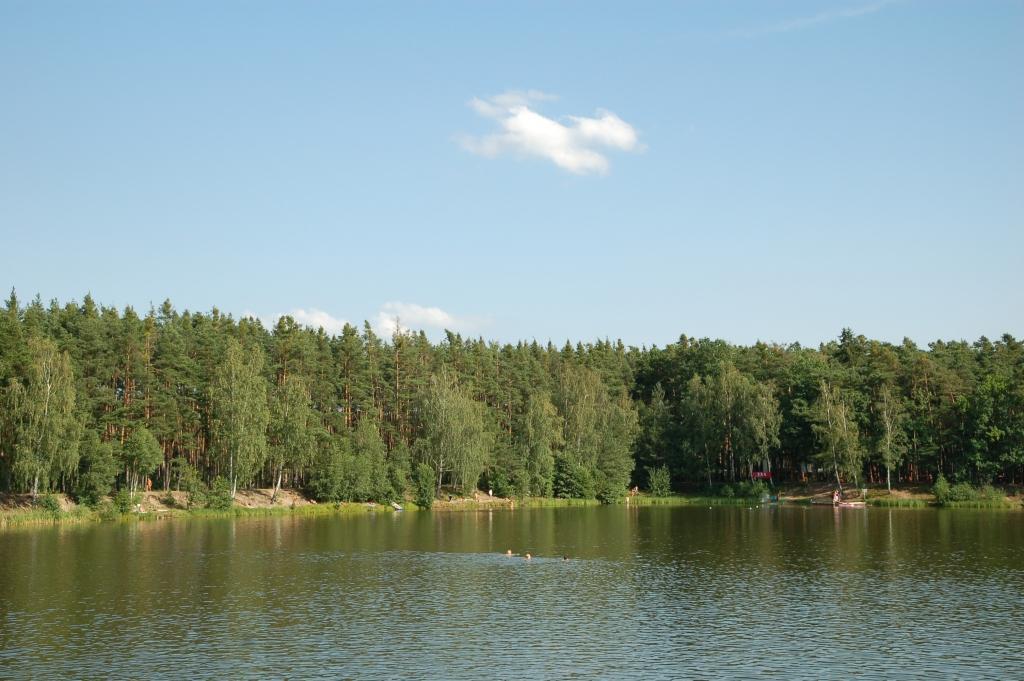 Chata Stříbrný rybník