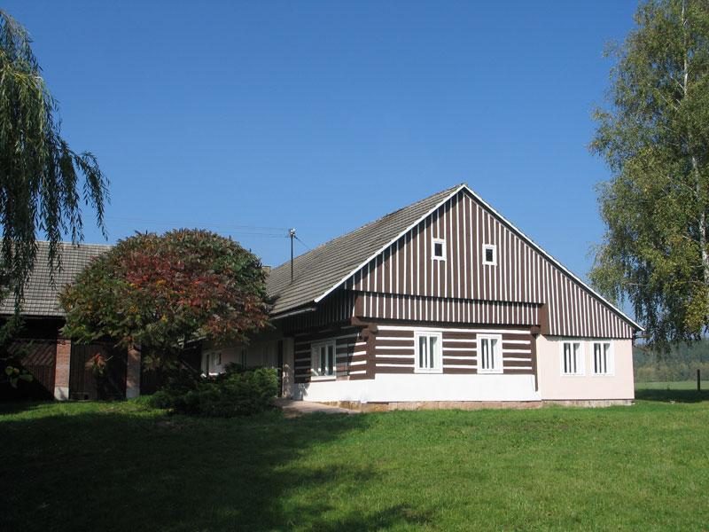 Chalupa Horní Brusnice