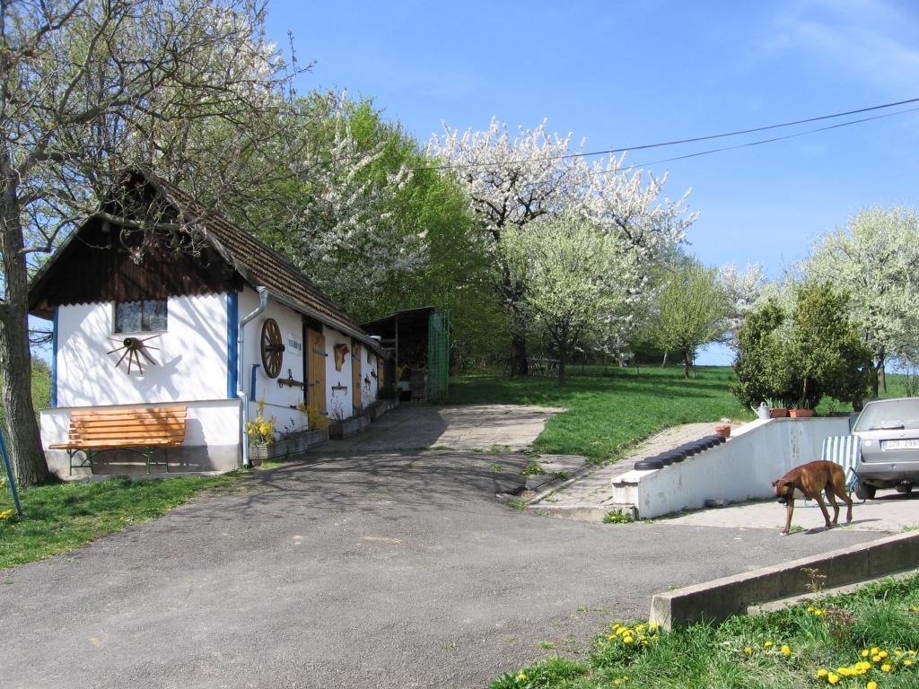 Apartmán Kudlov-Průkop