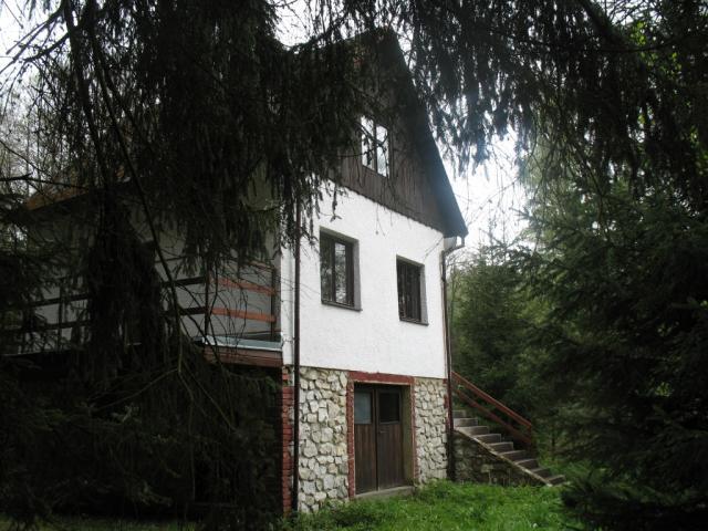 Chata Skrýšov