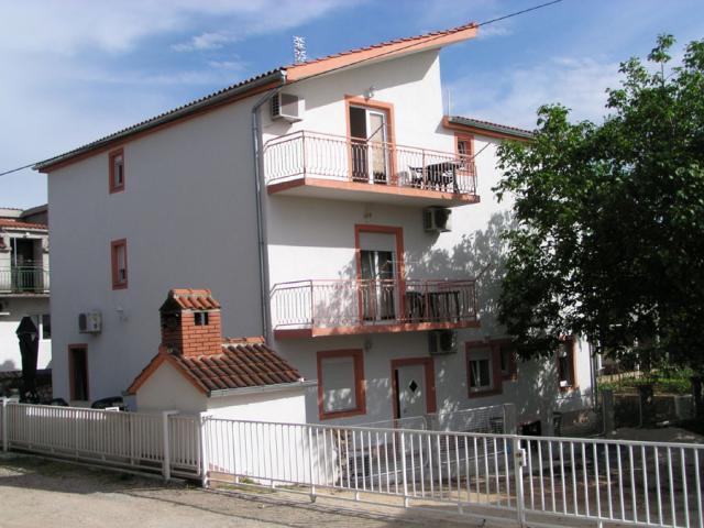 apartmánový dům Bunkič