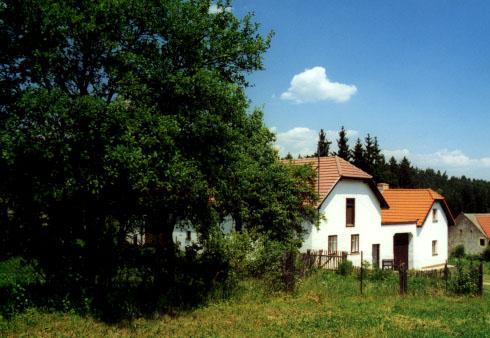 Chalupa Starov - Milodráž