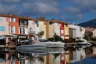Mobilhomy v St. Tropez