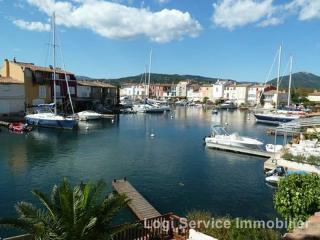 Apartmán v Port Grimaud s luxusním výhledem