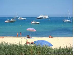 Překrásný apartman s výhledem na moře - PG927 -Port Grimaud