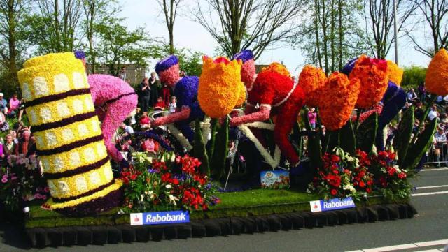 Země tulipánů a větrných mlýnů s návštěvou květino