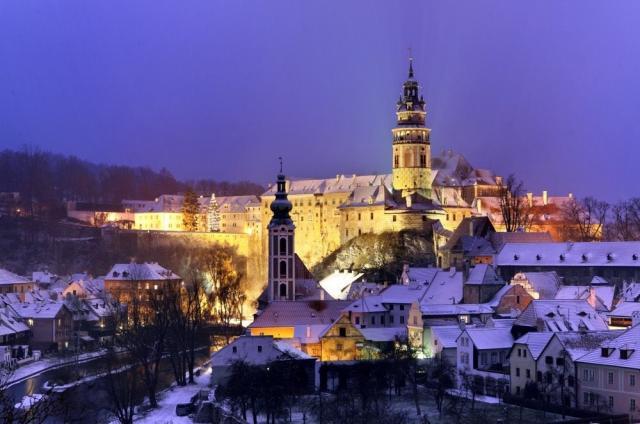Advent v jižních Čechách